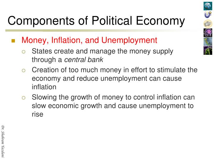 Components of Political Economy