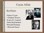 coyne affair