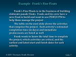 example frank s fine floats