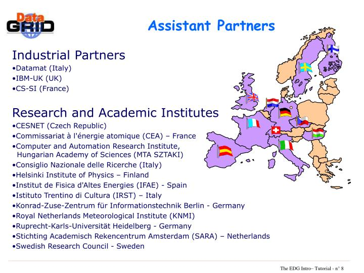 Assistant Partners