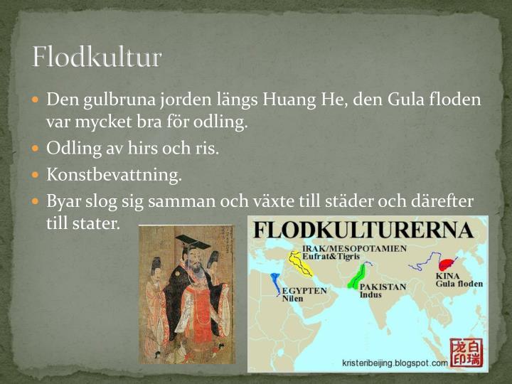 Flodkultur
