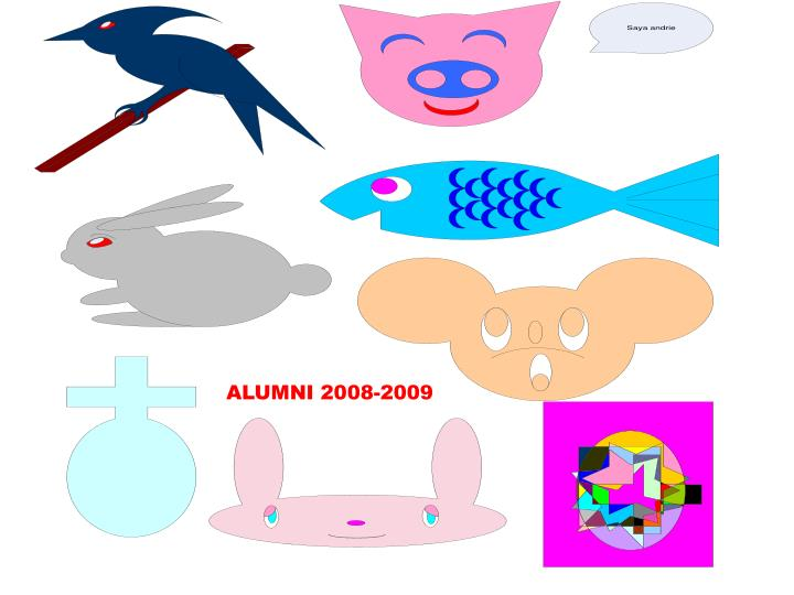 ALUMNI 2008-2009