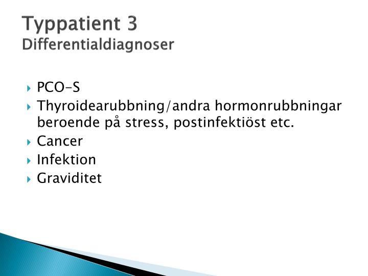 Typpatient 3