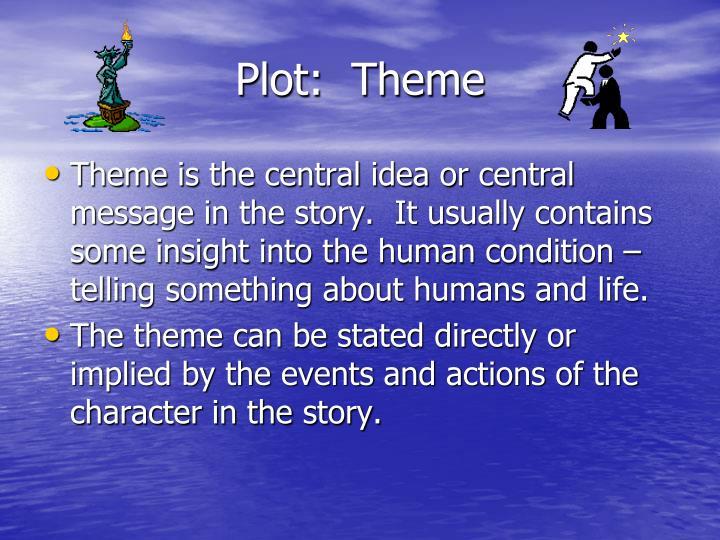 Plot:  Theme
