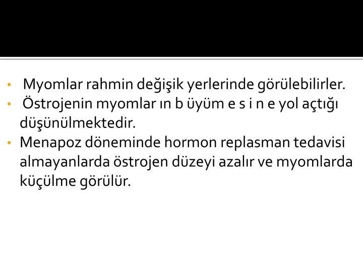 Myomlar