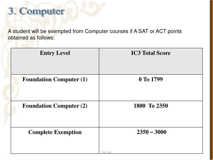 3. Computer
