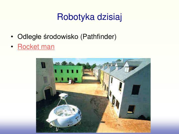 Robotyka dzisiaj