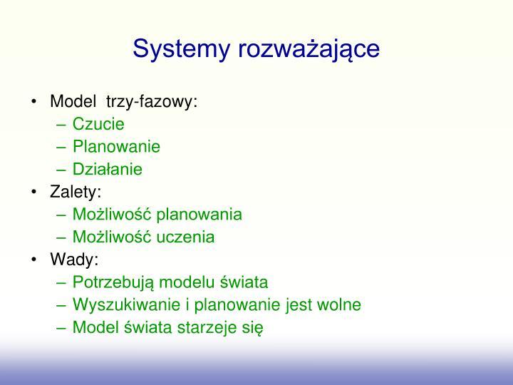 Systemy rozważające
