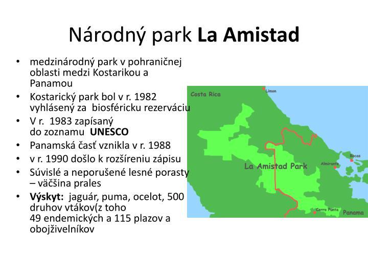 Národný park