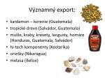 v znamn export