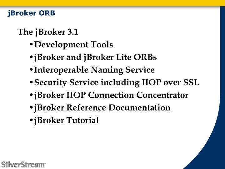 jBroker ORB
