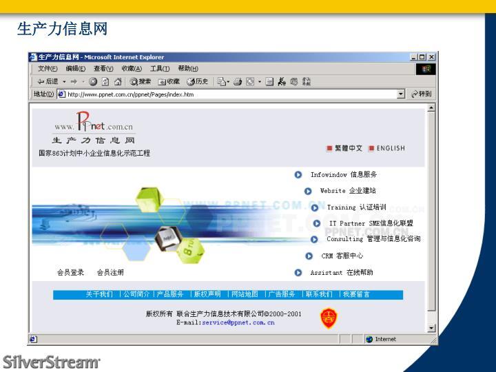 生产力信息网
