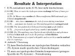 resultate interpretation3