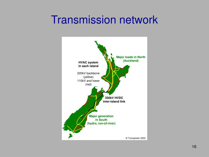 Transmission network