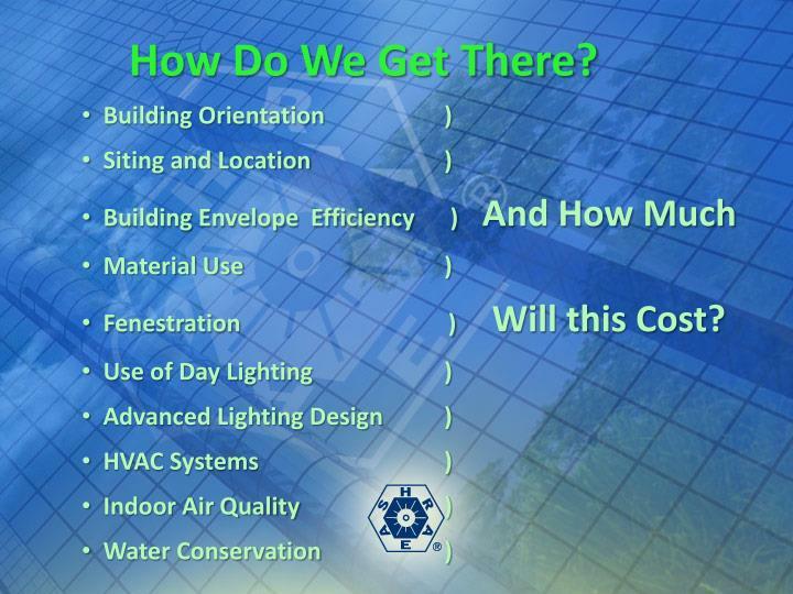 Building Orientation)