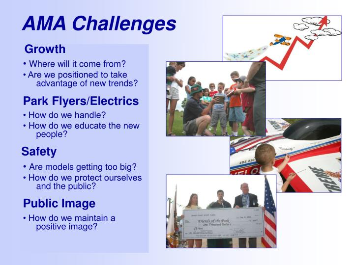 AMA Challenges