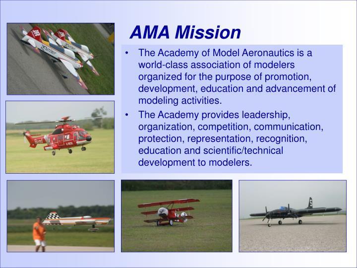 AMA Mission