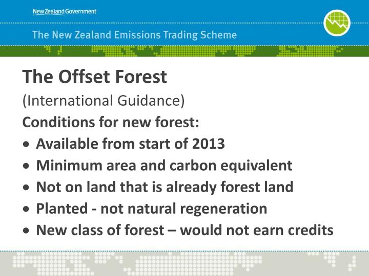 The Offset Forest