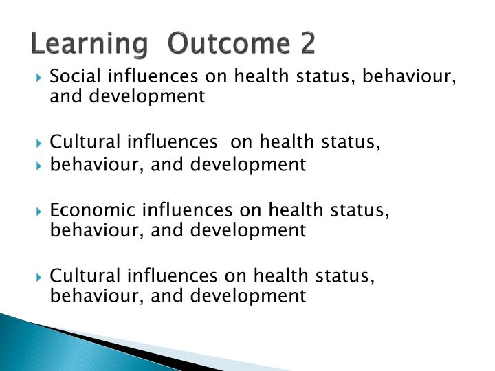 Learning  Outcome 2