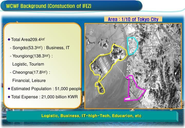 WCWF Background (Constuction of IFEZ)