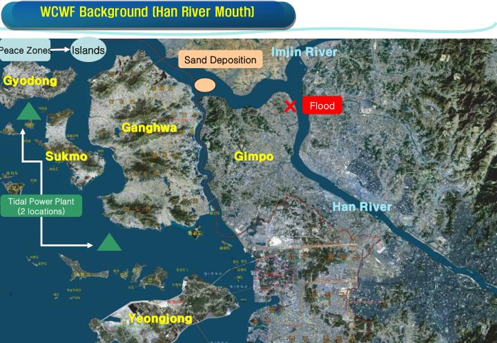 WCWF Background (Han River Mouth)