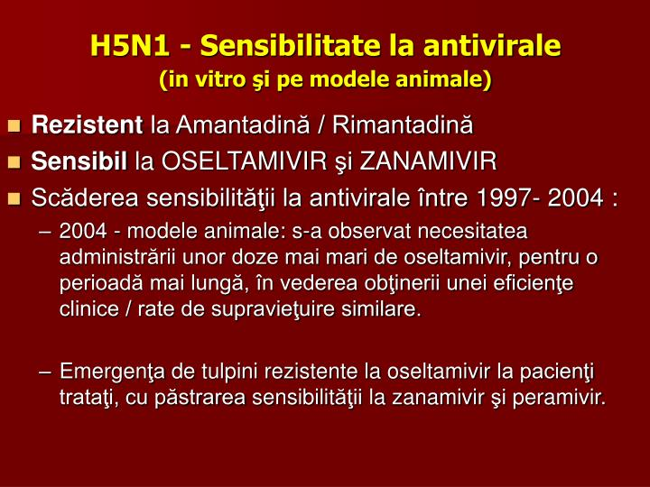 H5N1 -