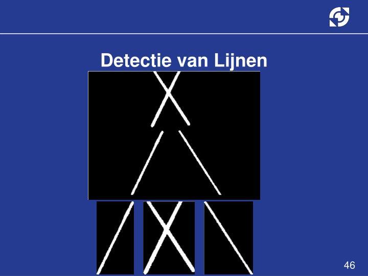 Detectie van Lijnen