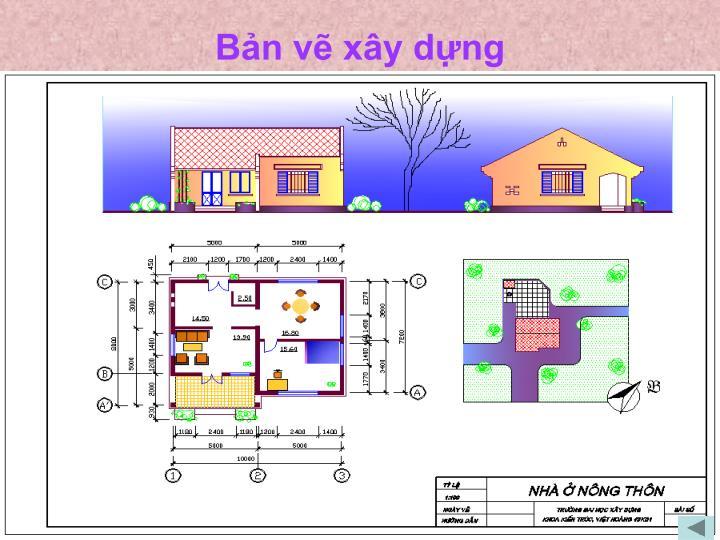 Bản vẽ xây dựng