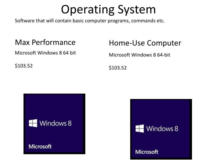 writing custom operating system