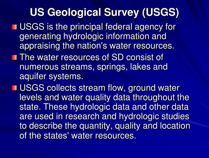 US Geological Survey (USGS)
