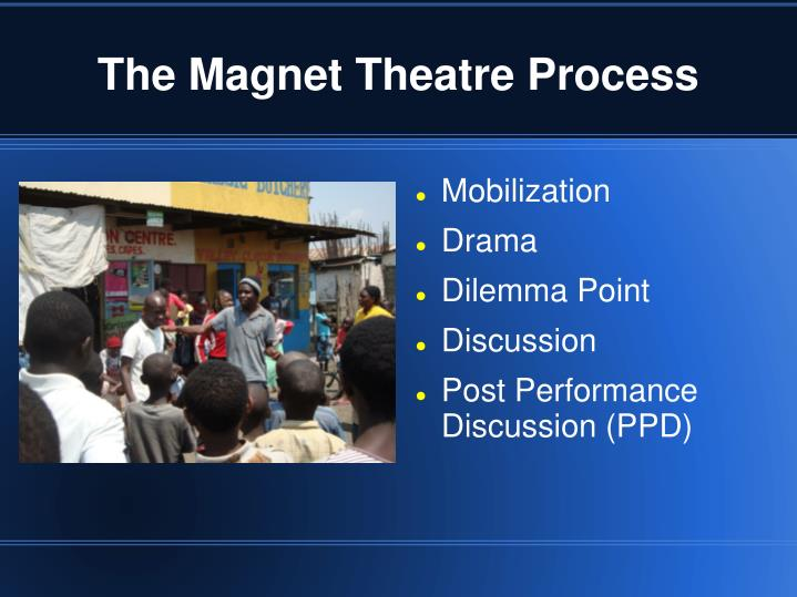 The Magnet Theatre Process