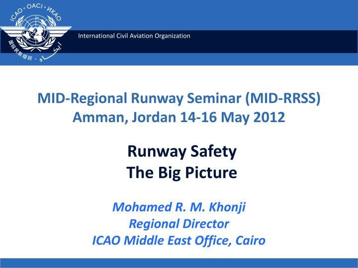 Runway safety the big picture