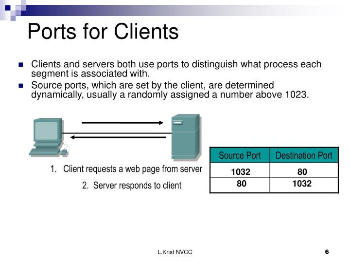 Source Port