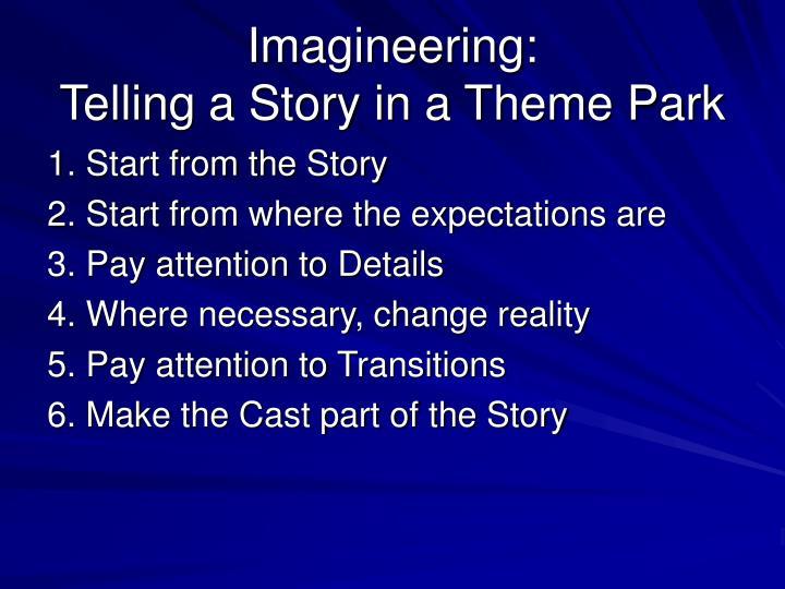 Imagineering: