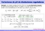 variaciones de ph de disoluciones reguladoras2