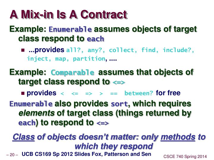 A Mix-in Is A Contract