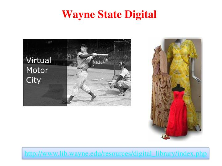 Wayne State Digital