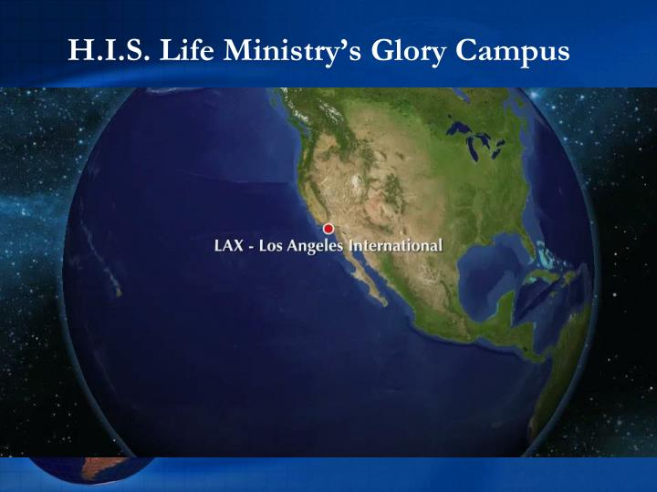 H.I.S. Life Ministry's Glory Campus