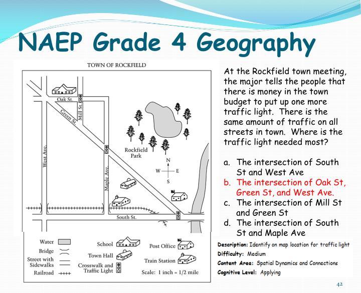 NAEP Grade 4