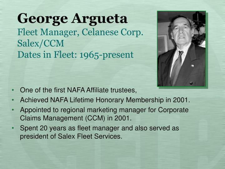 George Argueta