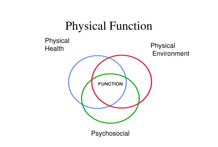Physical function