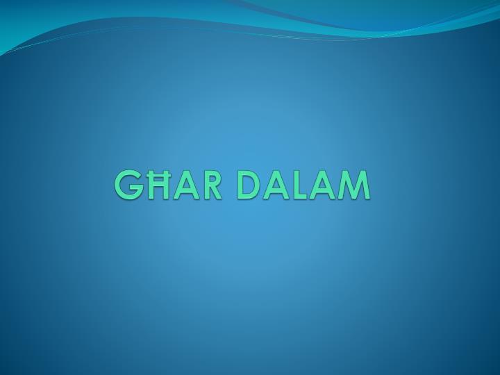 GĦAR DALAM