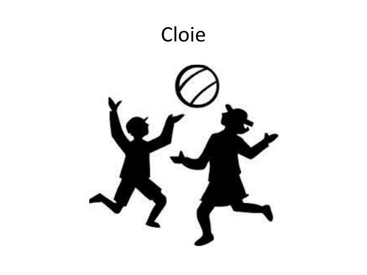 Cloie