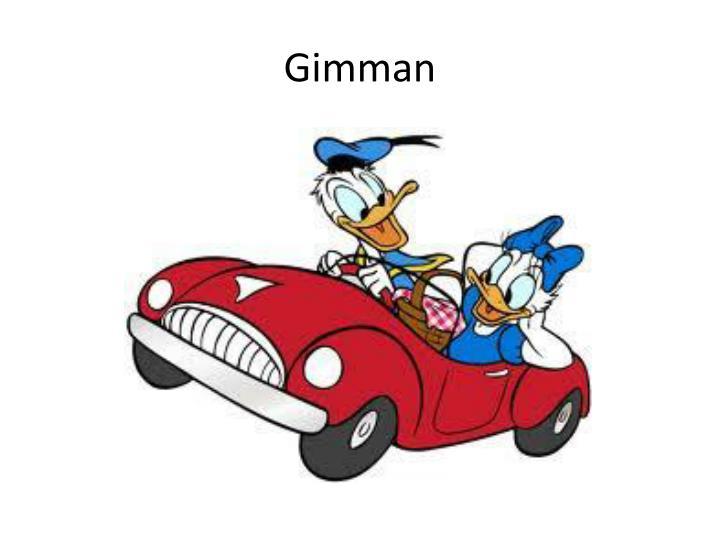 Gimman