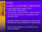 naha family support services