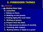 5 forbidden things13
