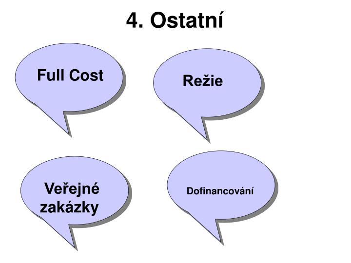 4. Ostatní