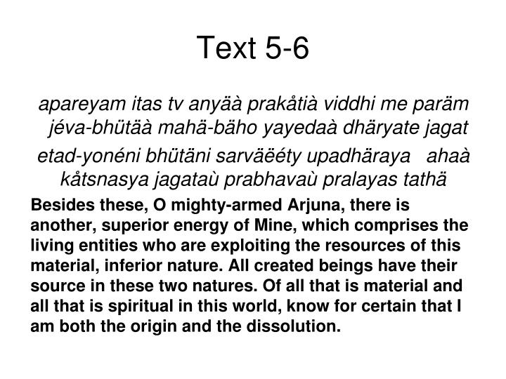 Text 5-6
