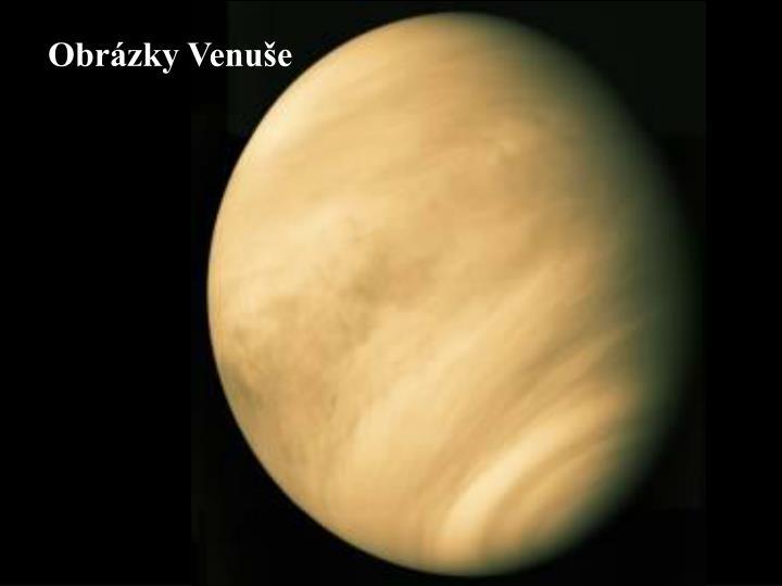 Obrázky Venuše