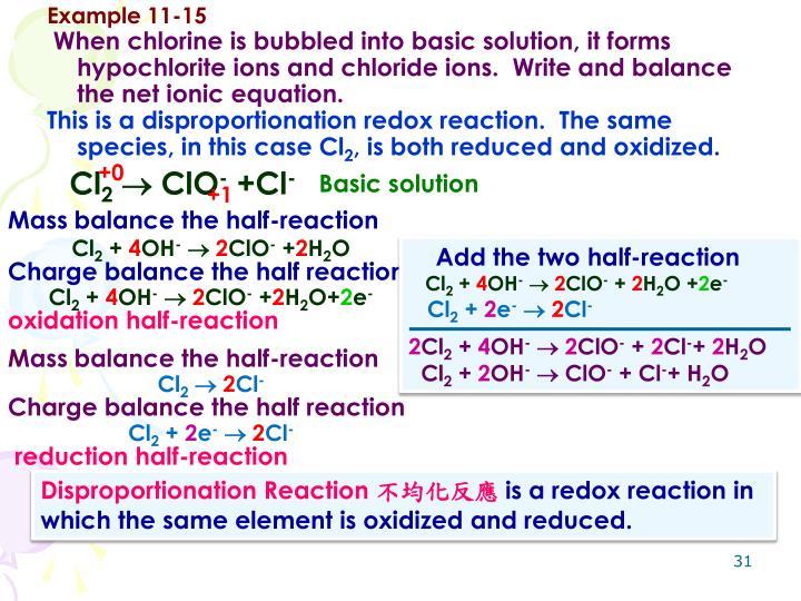 Example 11-15